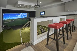 Golf Room Custom