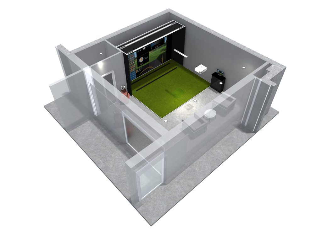 Pro 1 Details Golf Simulator Sales