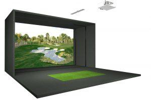 Picture of Custom Wide Screen Simulator