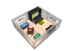 Sim Room