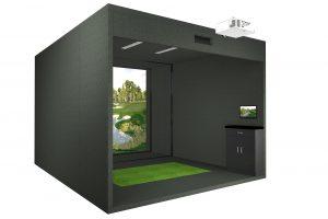 Custom Enclosed Simulator